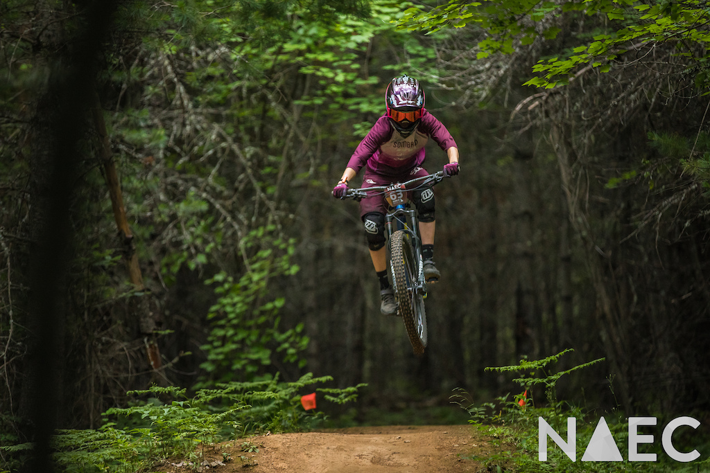 Rachel Throop proving that over is better than on floating her way through Wide Open on Stage 6.