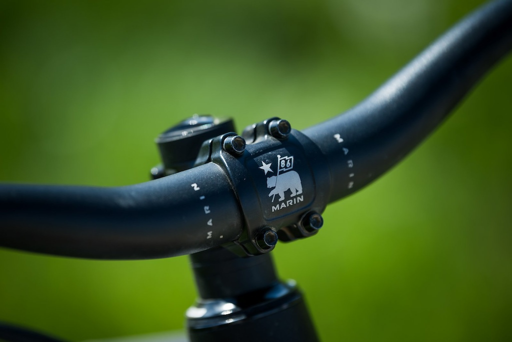 First Look Marin Alpine Trail - Marin bar stem