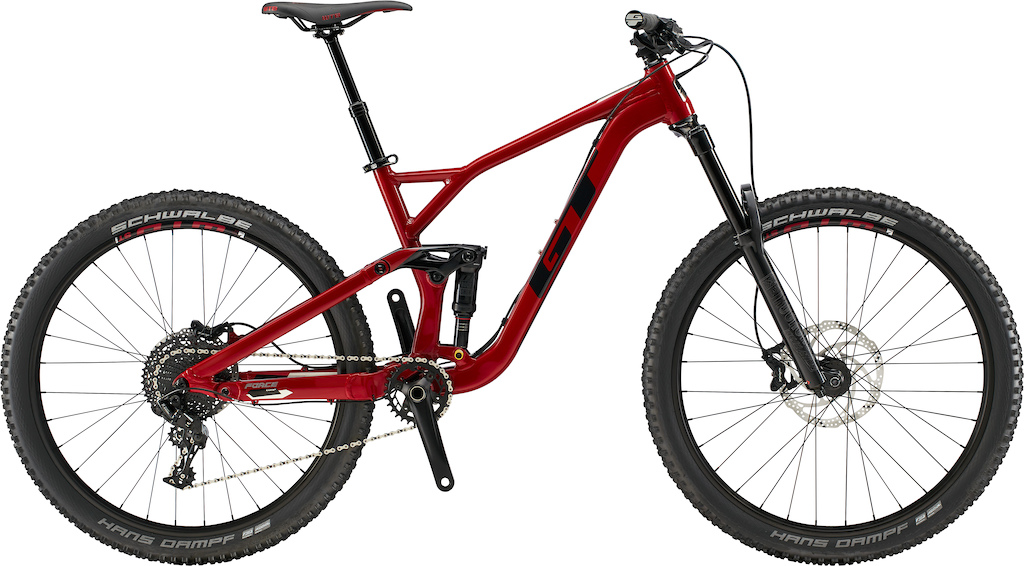 Mountain G23509M 27.5 M Force Al Comp RED MD