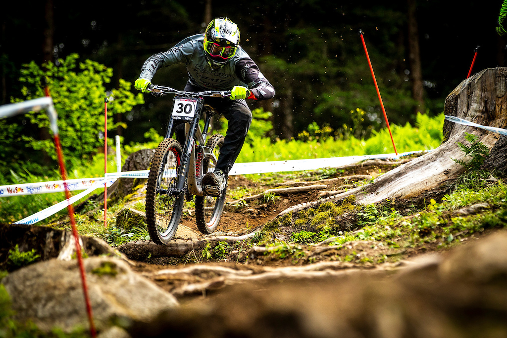 70f47dd6058 Drop in with Brendan Fairclough and get a glimpse at the always brutal Val  Di Sole UCI World Cup Track