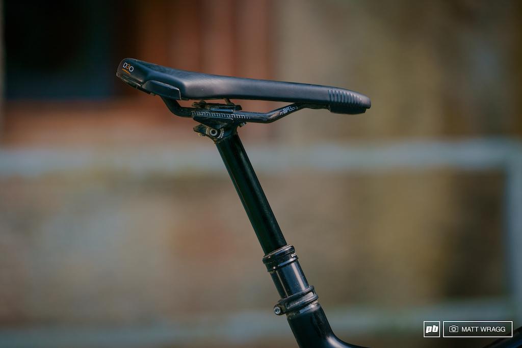 Staff Rides Scott Spark. Sospel France. Photo by Matt Wragg