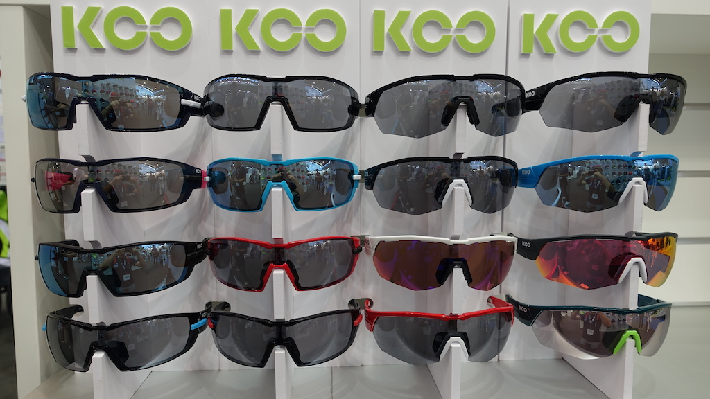 Koo are Kask s range of sunglasses.