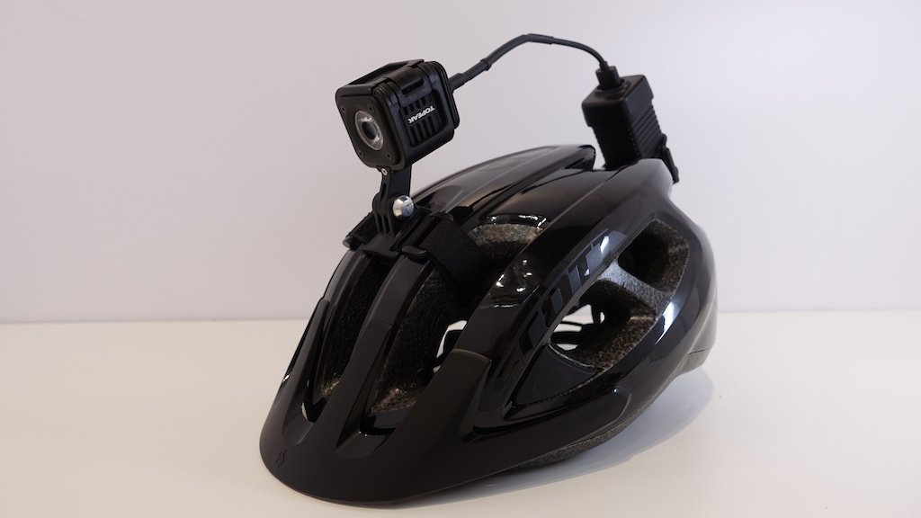 There s even a helmet mount of the CubiCubi