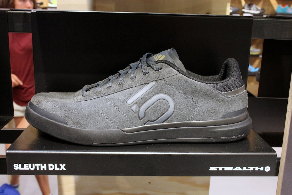 8ee905a50d2 A few weeks ago at Crankworx Les Gets. there were some pairs of shoes  carrying Five Ten and Adidas logos