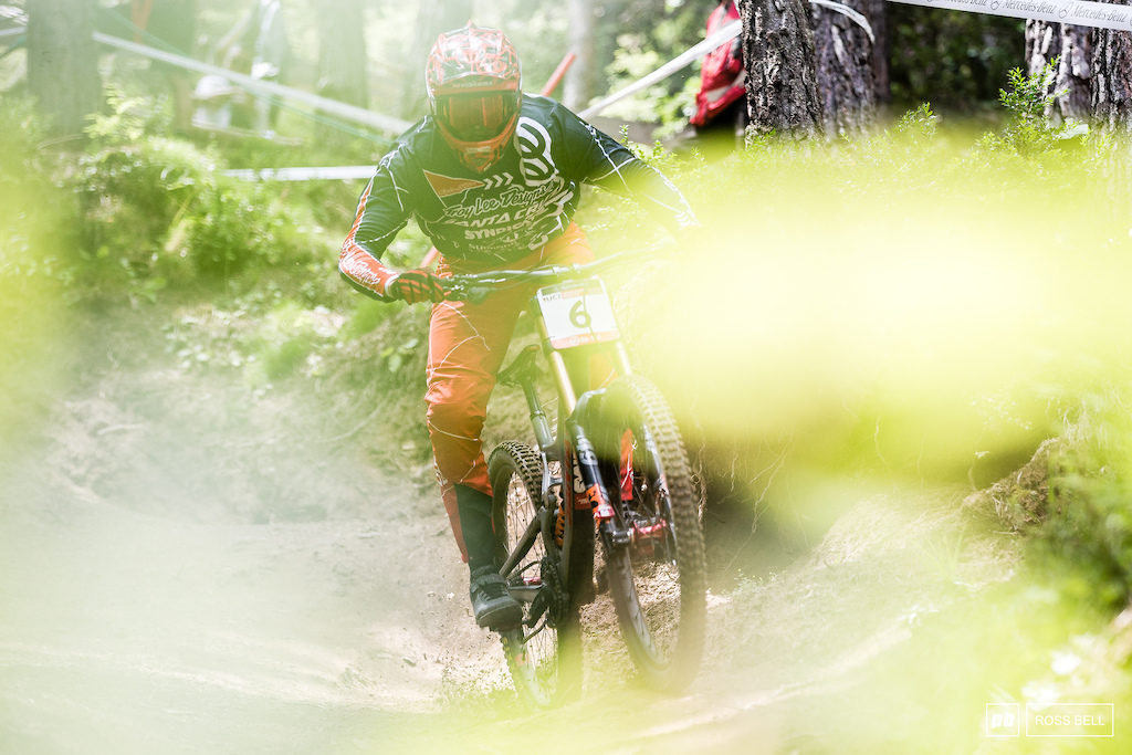 First place qualifier for Luca Shaw once again and a solid margin too... Will it come finally  together for him tomorrow?