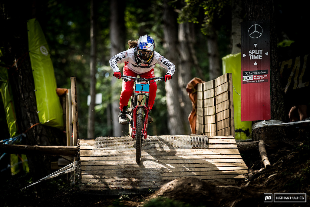 fcdb11ad516 Finals Results: Vallnord DH World Cup 2018 - Pinkbike