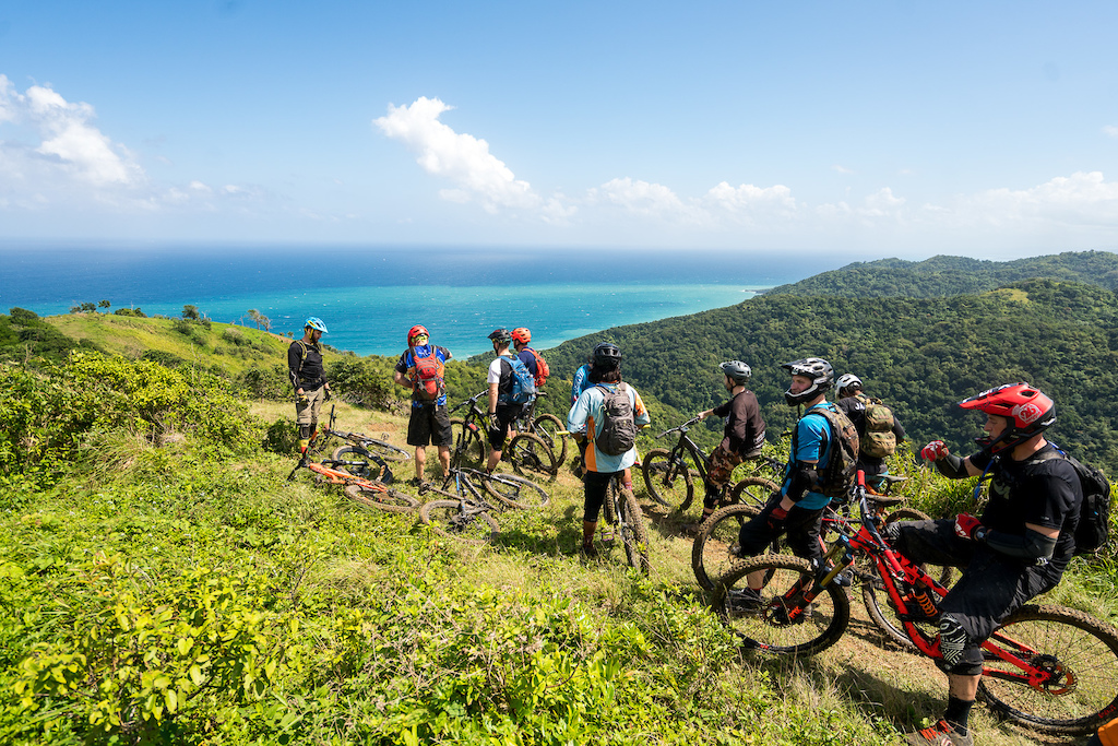 Video Two Wheels One Love Mountain Biking In Jamaica With Kirt