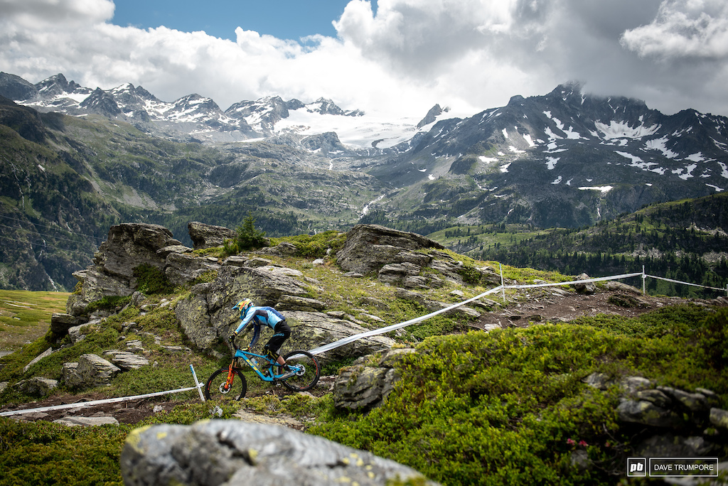 Блог компании Триал-Спорт: GT: Серебро La Thuile. Эндуро по-итальянски
