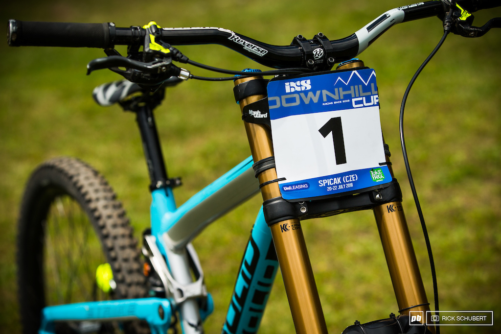 Joshua is riding his best season to date is rocking the number one plate for a reason