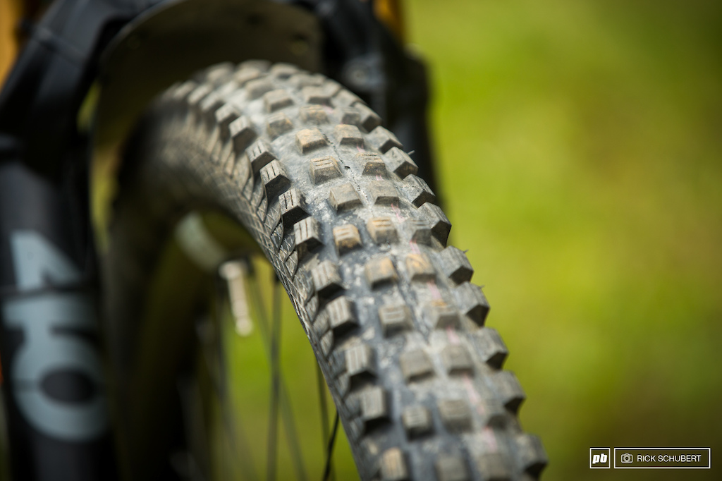 The Schwalbe Magic Mary is Joshuas all time favorite tire