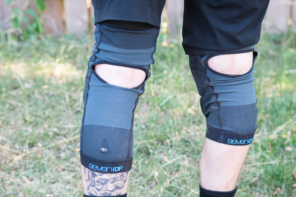 7iDP Project Knee pad review