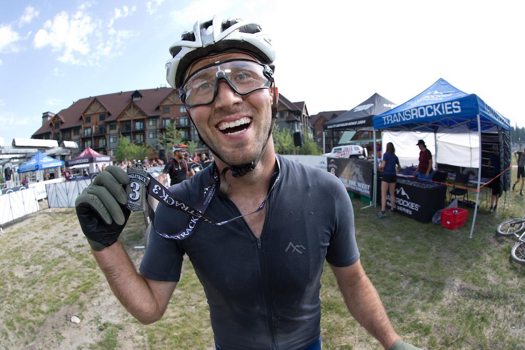 rider Clay Ward