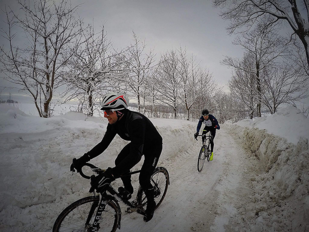 Things move on and now Szymon mostly rides gravel and XC bikes.
