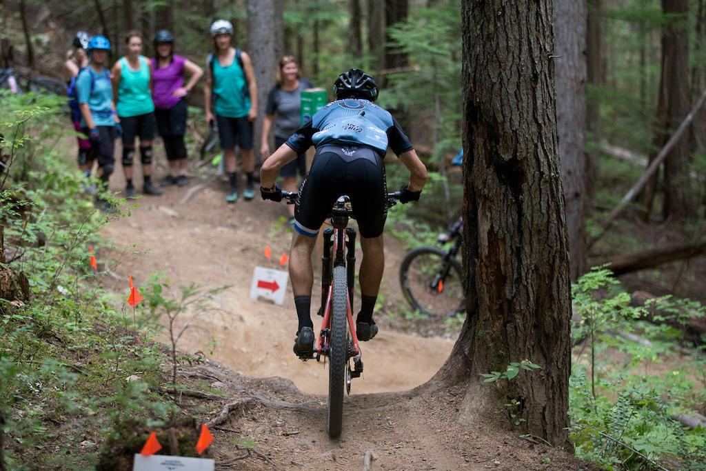 rider Travis Hauck