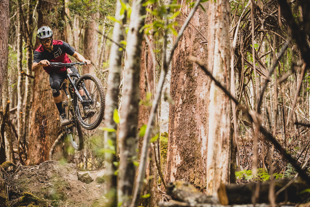 Connor Fearon rides the all-new carbon Process 29