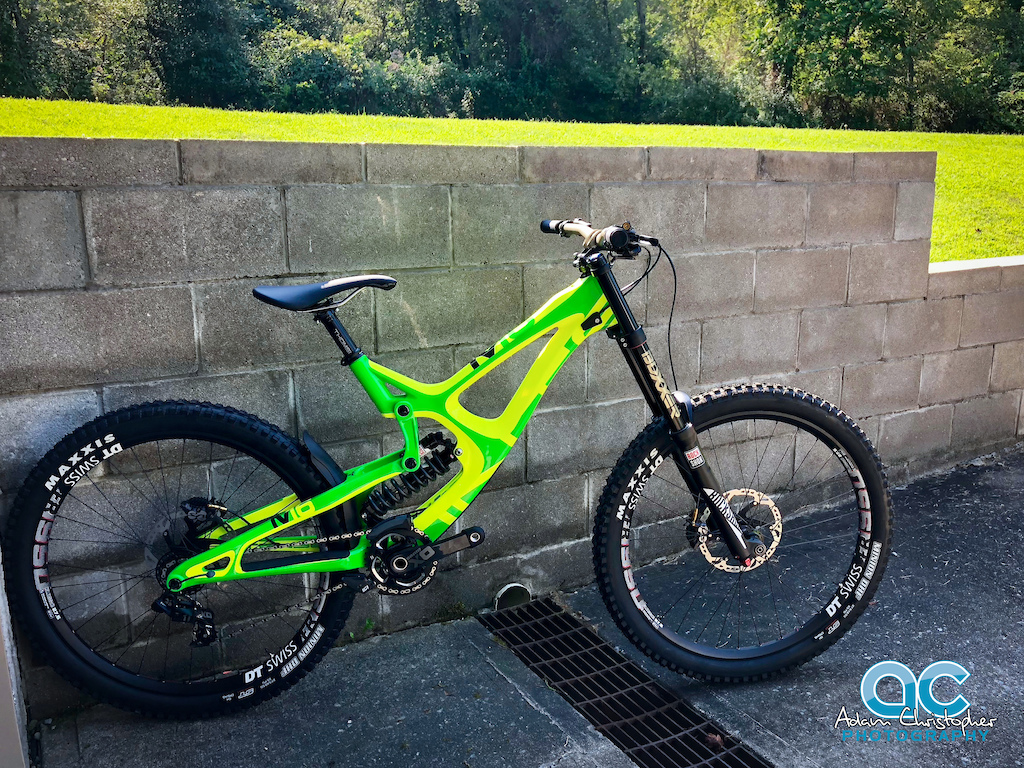 Woohoo NBD 2018 Intense M16c Pro Cannot wait to get this thing dialed in... it s going to be a fun ride