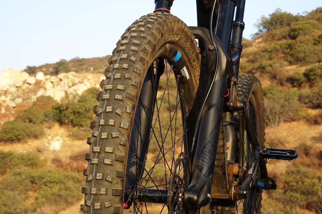 0889b1936f5 Review: Schwalbe Hans Dampf II Tire - Pinkbike