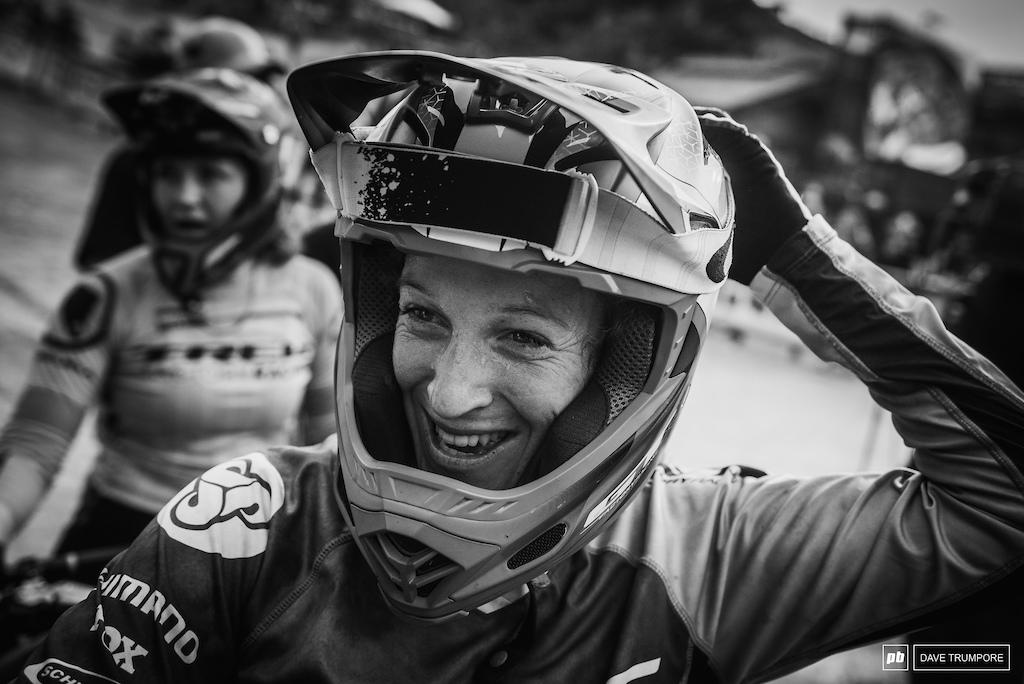 Блог компании Триал-Спорт: GT: Золото и бронза на шестом этапе EWS в Whistler