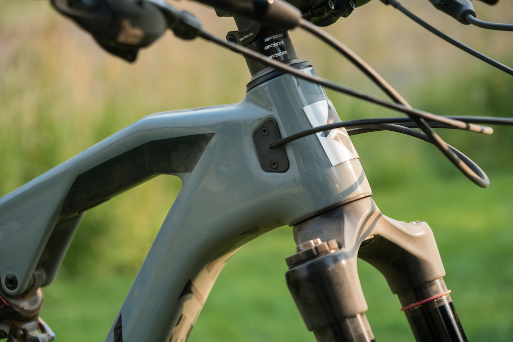 CleanCatch cable management holds housing solid so you have a silent ride