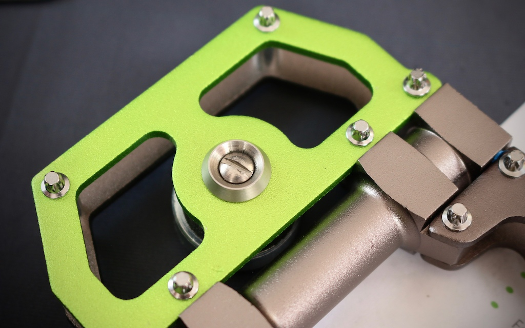 Magped magnetic pedal
