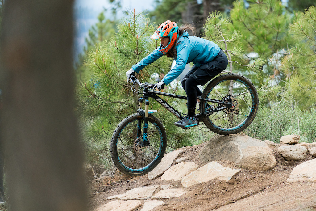 The Truckee Bike Park features all sorts of features perfect for learning and advancing your skill set.