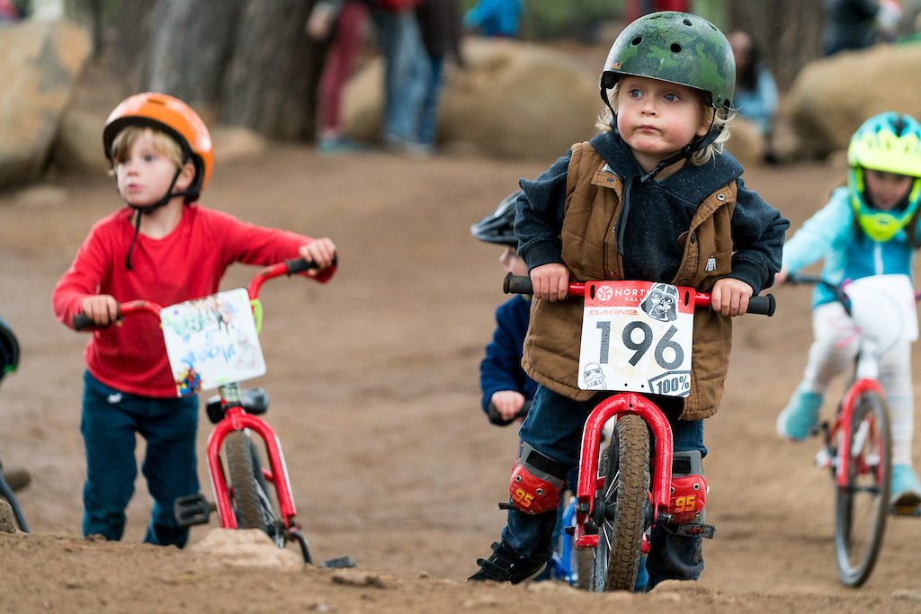 Kids on bikes are the future