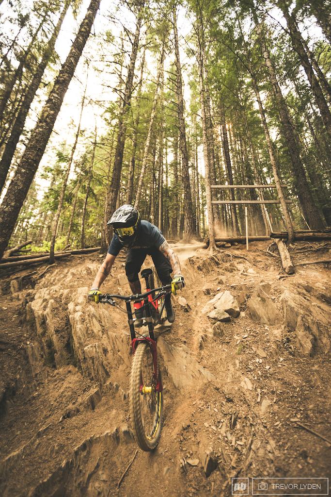 Troy Brosnan Canyon Sender