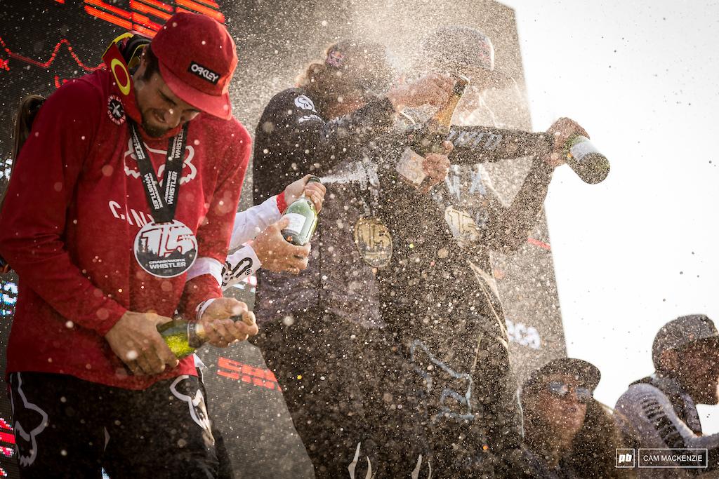 Happy Birthday Finn! You can now legally enjoy that podium champagne in Canada.