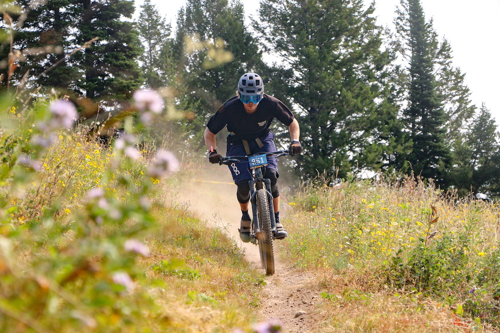 The Rendezvous Enduro at Jackson Hole. Round 4 of the 2018 Montana Enduro Series.