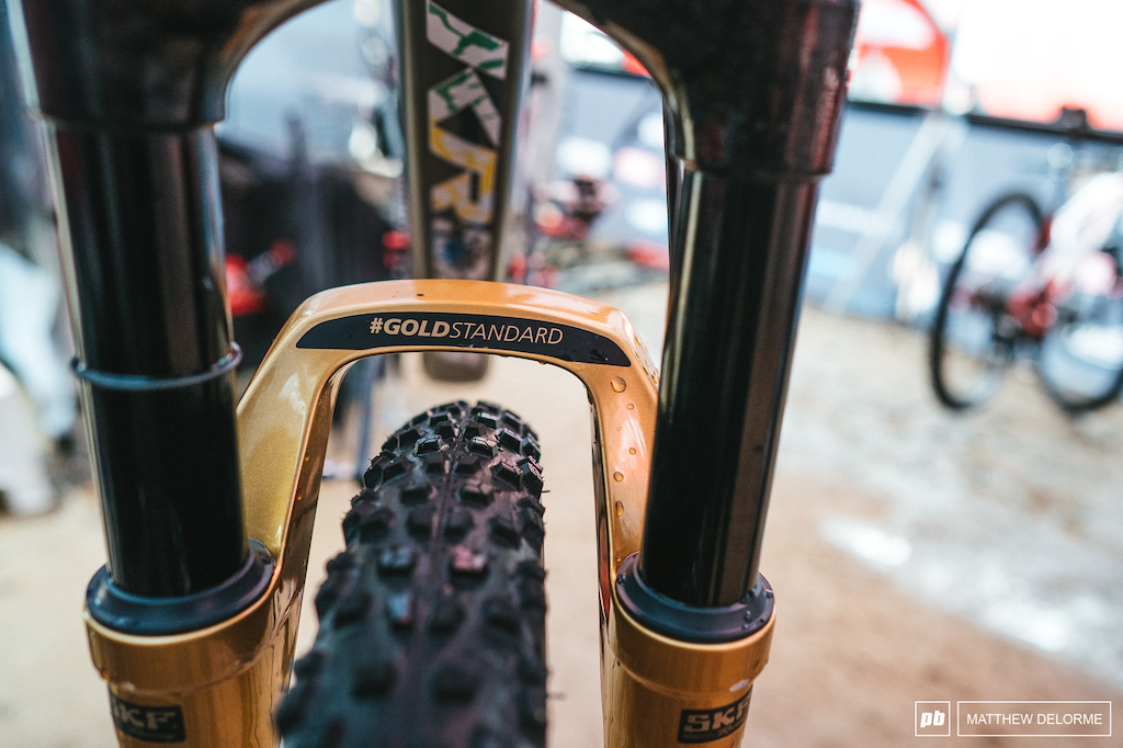 La Bresse XC World Cup bike checks