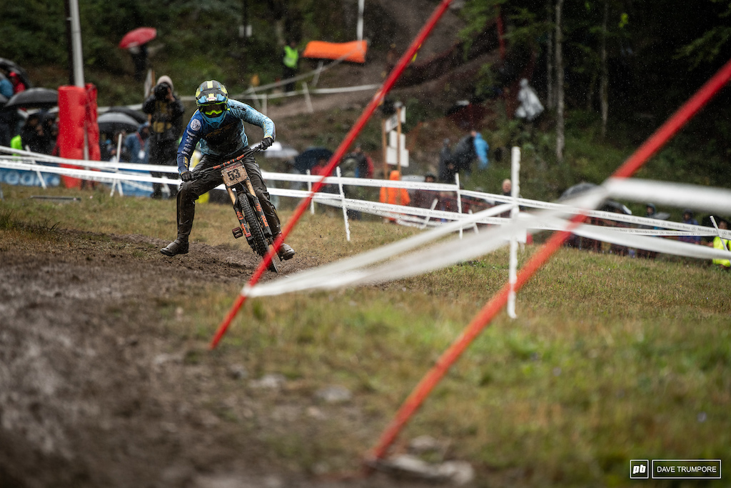 EWS or World Cup it s pure talent and bikes skills that make Martin Maes such a success.