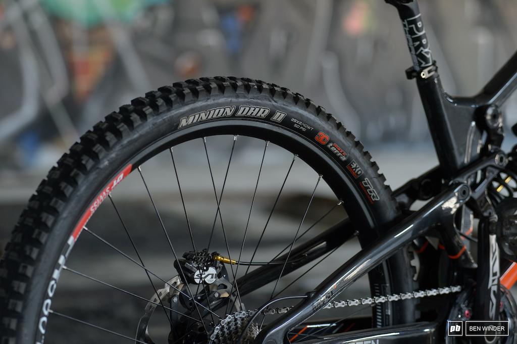 Saracen Bike Test