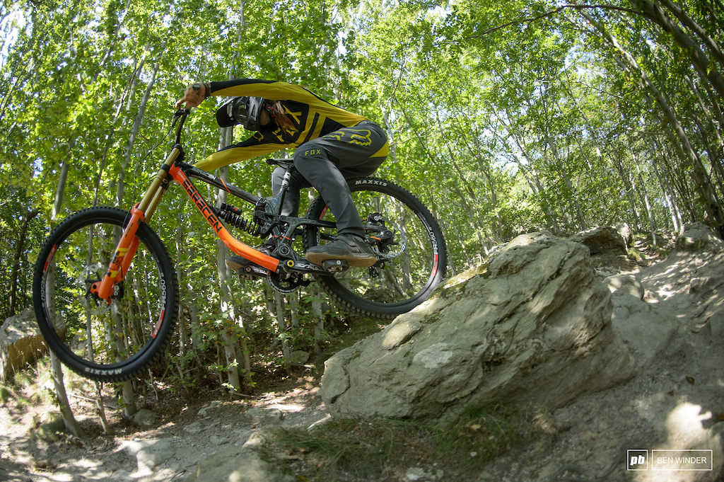 Saracen Bike Test