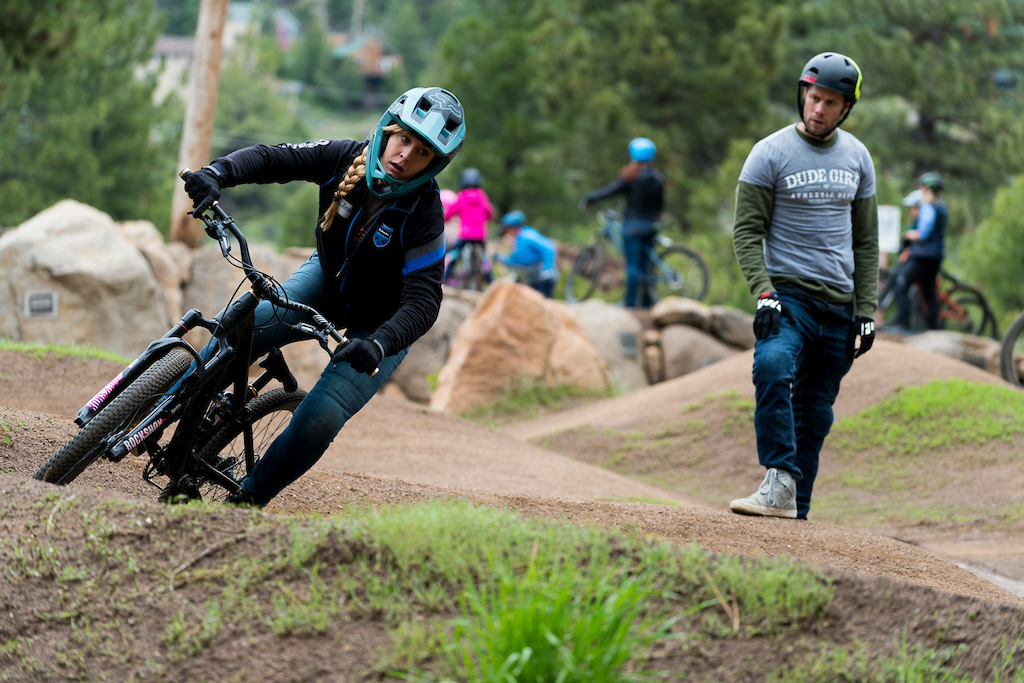 The Little Big Festival at the Truckee Bike Park