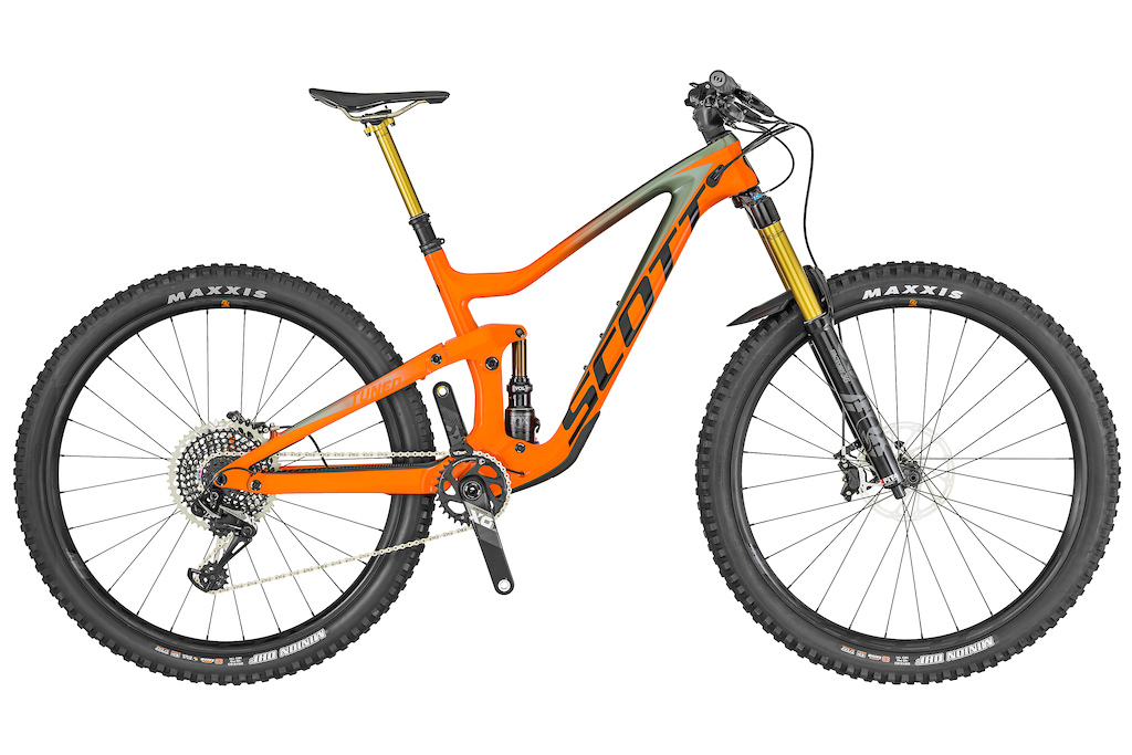 049eb58d798 PRESS RELEASE: Scott Sports The Ransom is the long travel all mountain bike  ...
