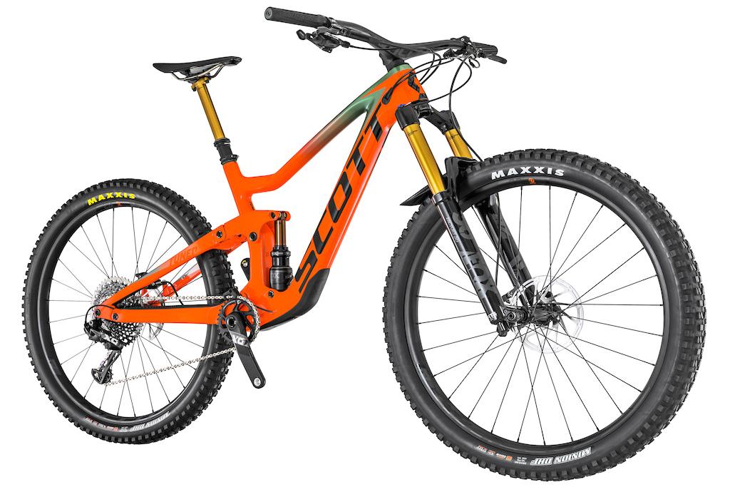 Scott Launches New Ransom Enduro Bike - Pinkbike