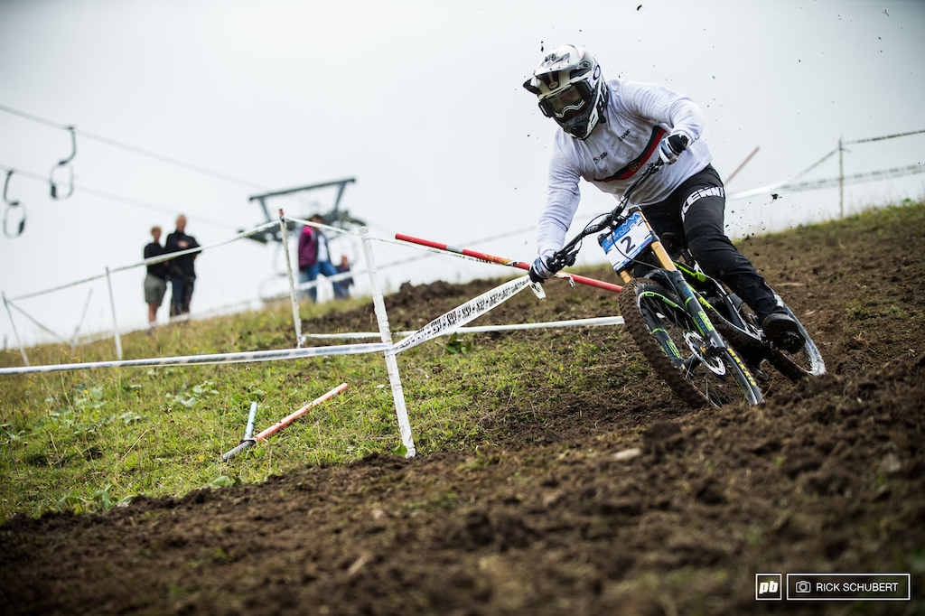 Emanuel Pombo made his last world champs preparations and is ready to go