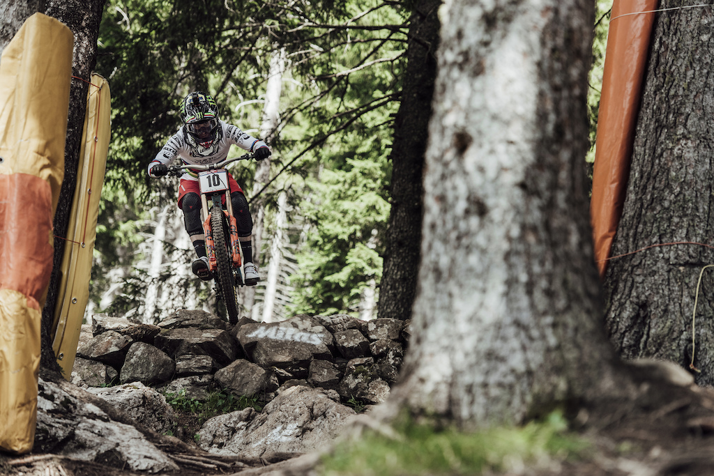 UCI XCO World Cup in Lenzerheide Switzerland on July 9th 2017 Photo by Bartek Wolinski