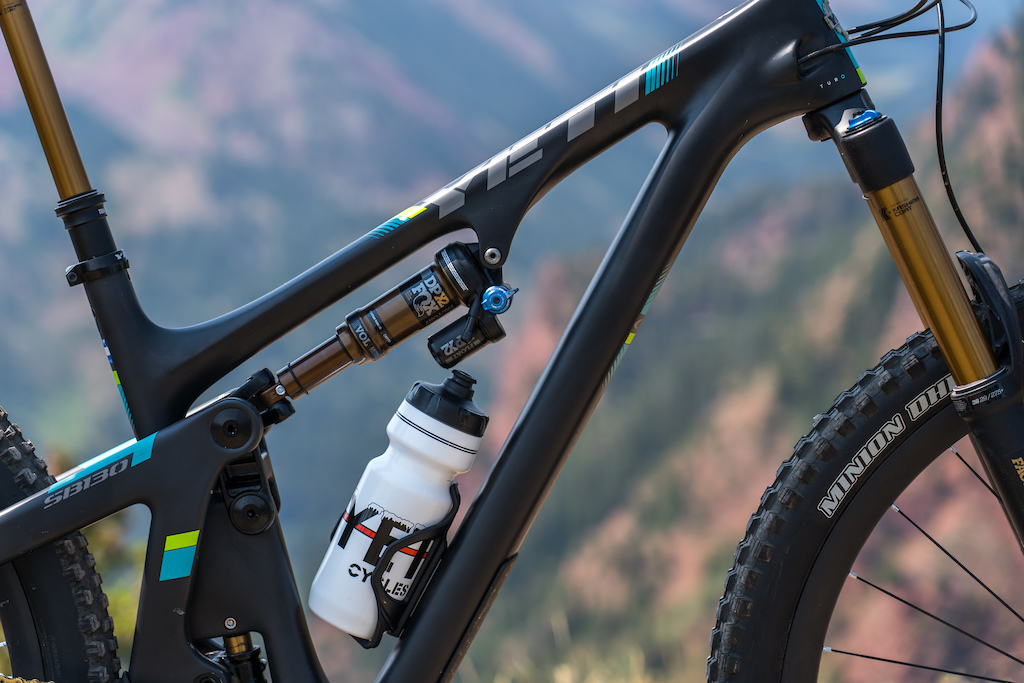 First Ride: Yeti's New SB130 - Pinkbike