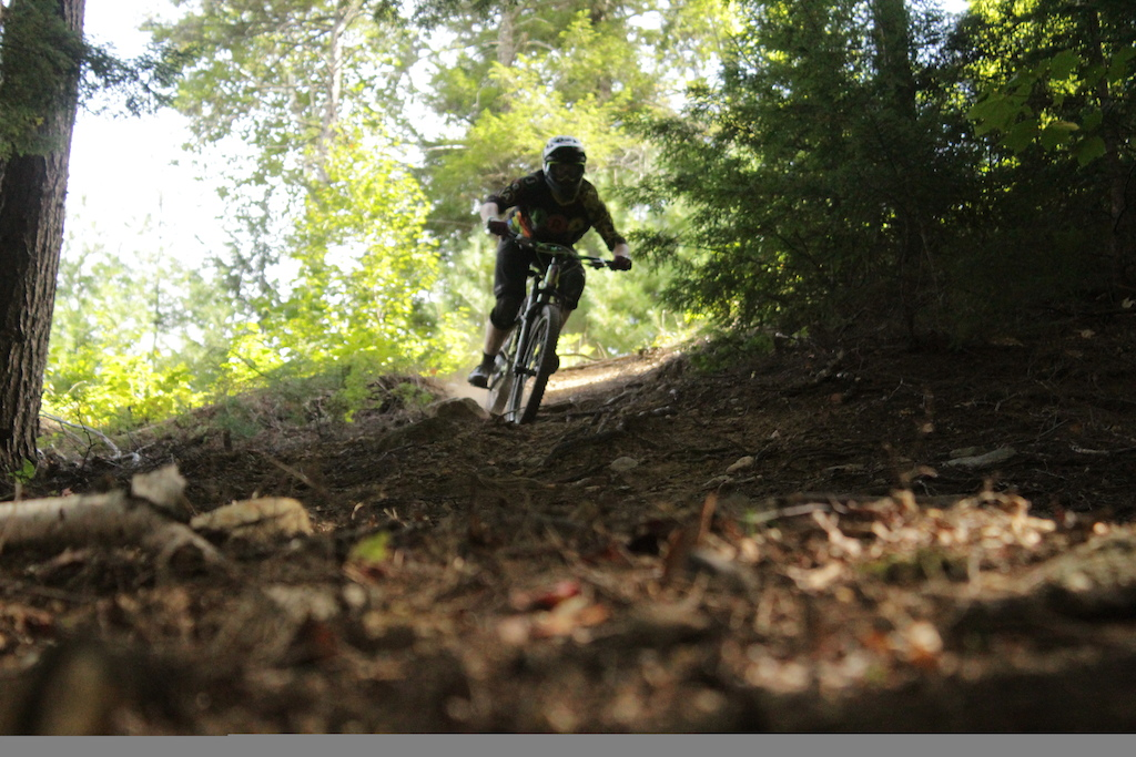 attitash mountain bike megabowl