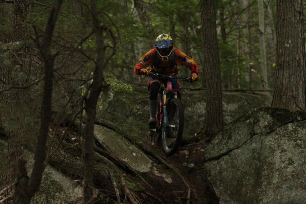 attitash mountain bike megabowl