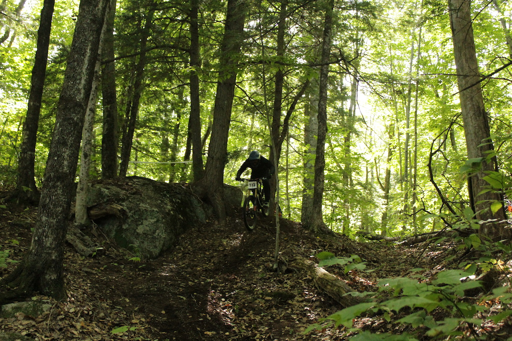 attitash mountain bike mega bowl