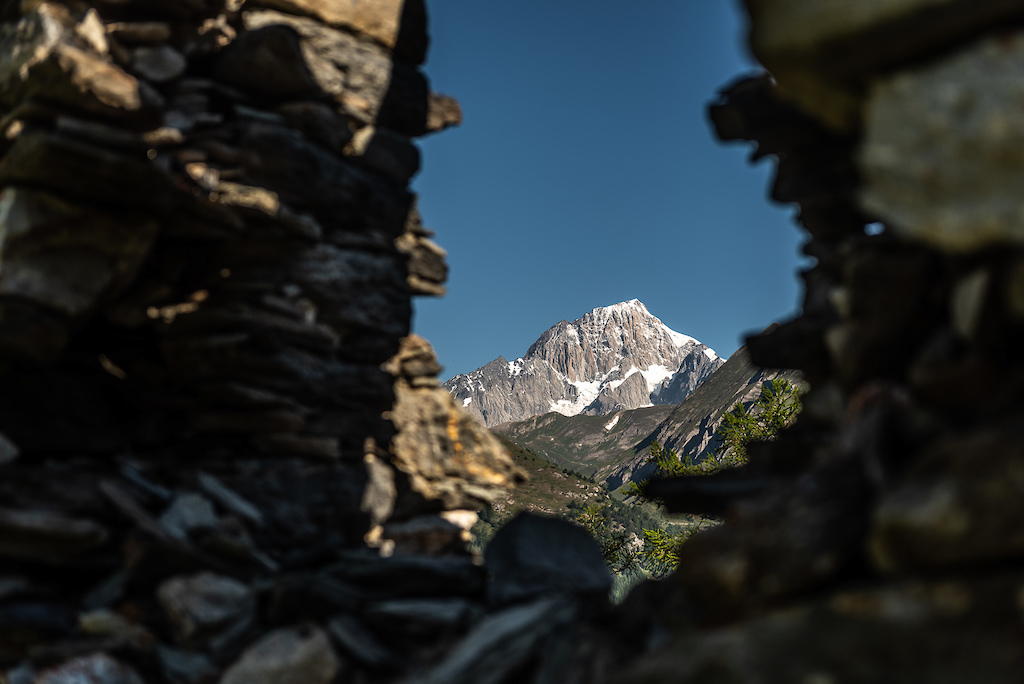 Mont Blanc is one stunning giant