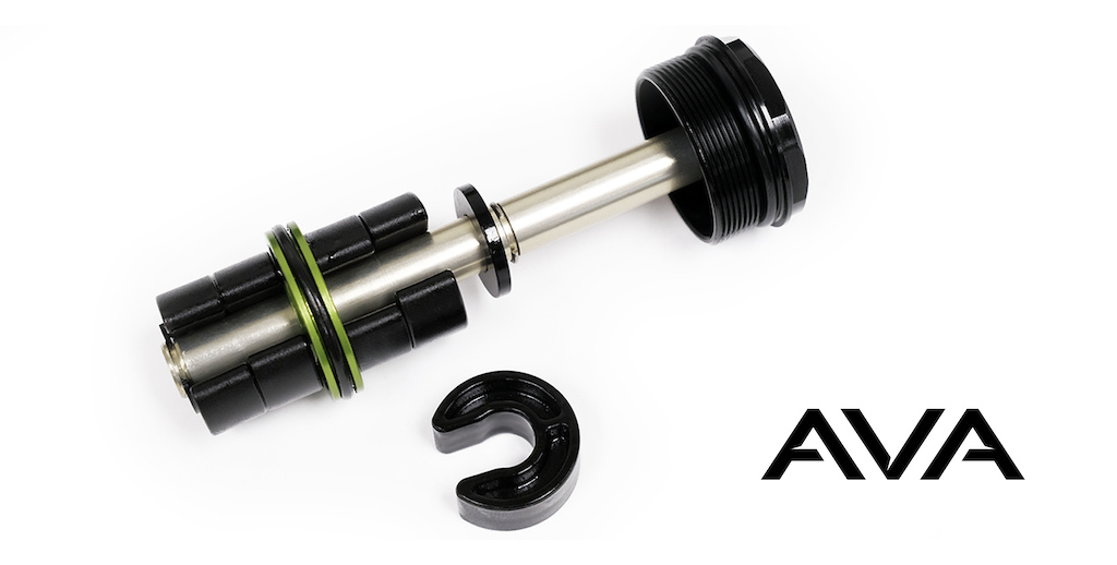 Advanced Volume Adjust feature in the Onyx DC to control end stroke progression.