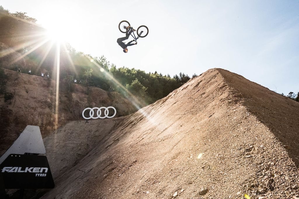 This Quarry's A Rockin': Day 4 Update - Audi Nines MTB - Pinkbike