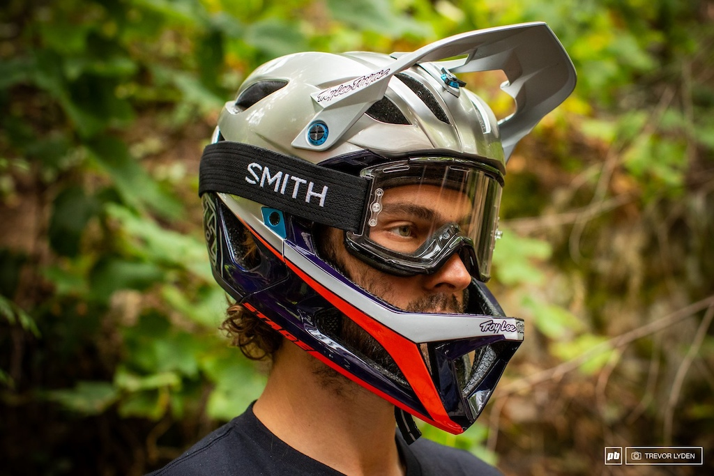 5b071e4df05 Review: Troy Lee Designs Stage Helmet - Pinkbike