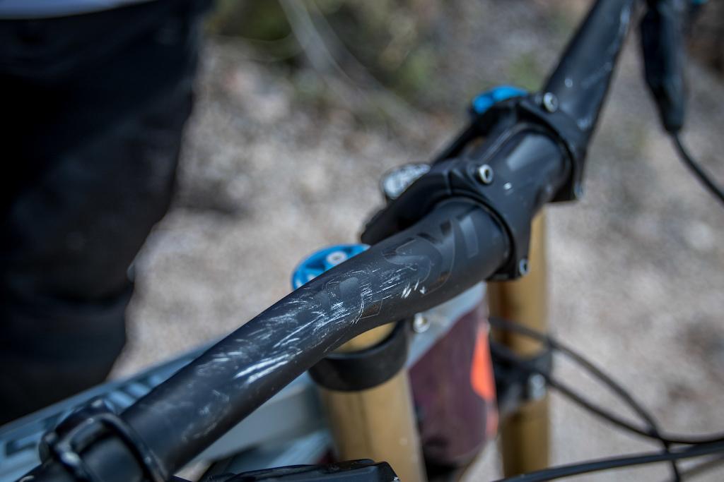 Audi Nines bike check 2018