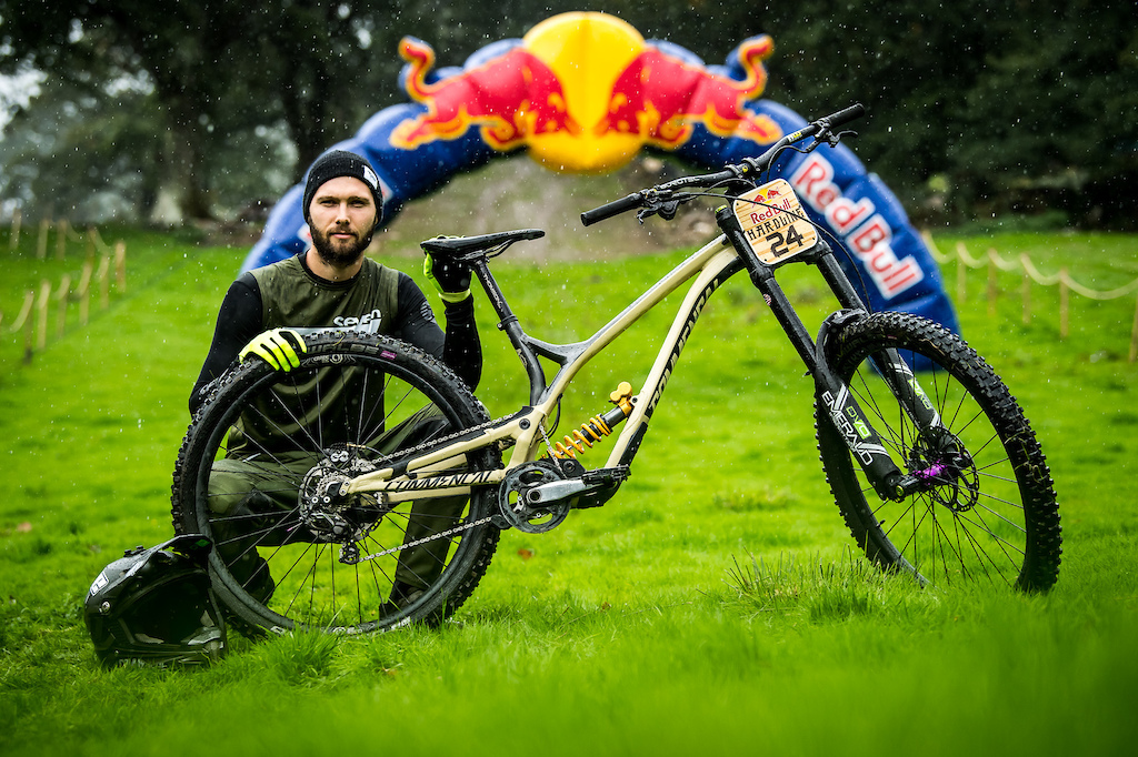 Red Bull Hardline 2018