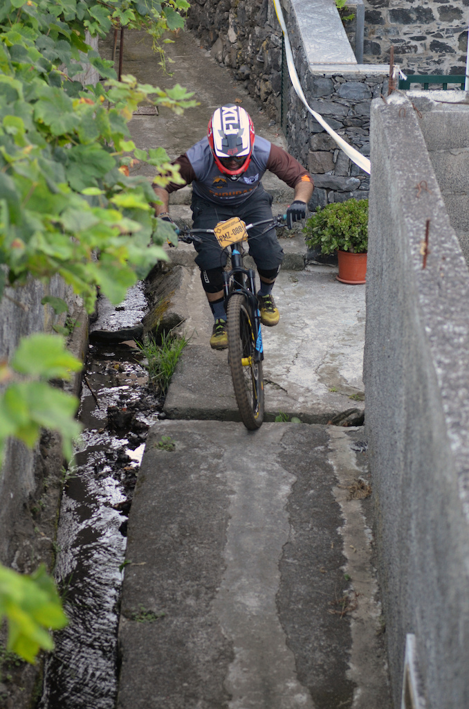 From Madrid Spain Sergio Zurdo is the Endurama championship organizer but Madeira is his second home