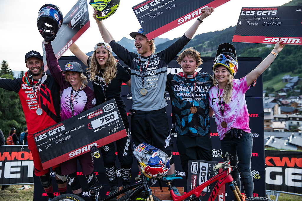 Credit: Mitch Chubey / Crankworx 2018